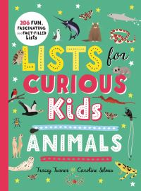 Jacket Image For: Lists for curious kids. Animals