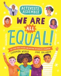Jacket Image For: We are all equal!