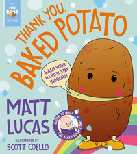 Jacket image for Thank you, Baked Potato