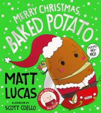 Jacket Image For: Merry Christmas, Baked Potato