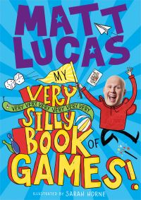 Jacket Image For: My very very very very very very very silly book of games