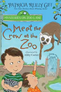 Jacket Image For: Meet the crew at the zoo