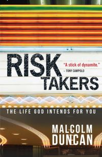 Jacket image for Risk Takers