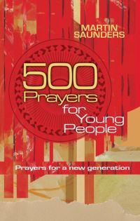 Jacket image for 500 Prayers for Young People