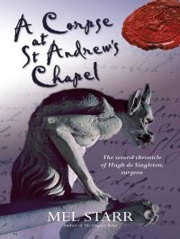 Jacket image for A Corpse at St Andrew's Chapel