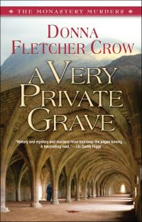 Jacket image for A Very Private Grave