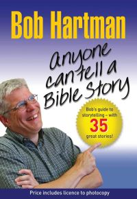 Jacket image for Anyone Can Tell a Bible Story