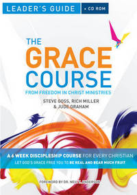 Jacket image for The Grace Course, leader's guide