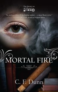 Jacket image for Mortal Fire