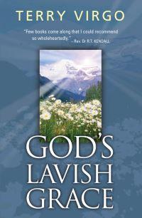 Jacket image for God's Lavish Grace