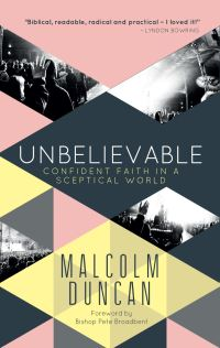 Jacket image for Unbelievable