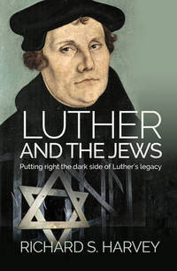 Jacket image for Luther and the Jews