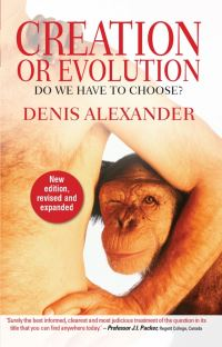 Jacket image for Creation or Evolution