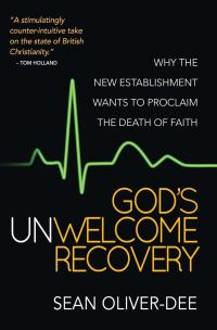 Jacket image for God's Unwelcome Recovery