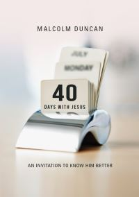 Jacket image for 40 Days with Jesus