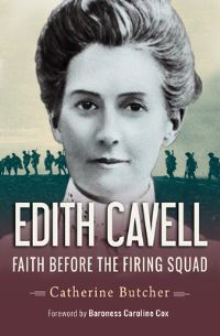Jacket image for Edith Cavell