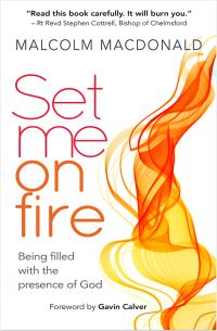 Jacket image for Set Me on Fire