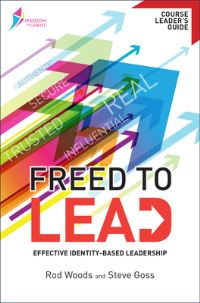 Jacket image for Freed to Lead Course Leader's Guide