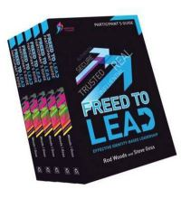 Jacket image for Freed to Lead Workbook, pack of five