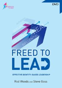 Jacket image for Freed to Lead DVD