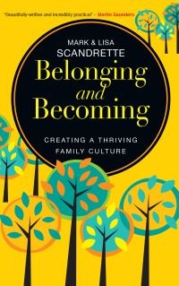 Jacket image for Belonging and Becoming