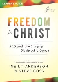 Jacket image for Freedom in Christ Course Leader's Guide