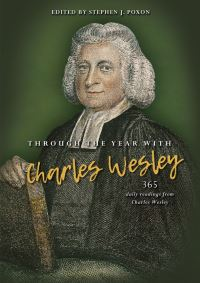 Jacket image for Through the year with Charles Wesley
