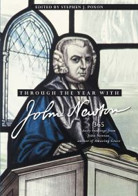 Jacket image for Through the Year with John Newton