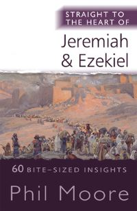 Jacket image for Straight to the Heart of Jeremiah and Ezekiel