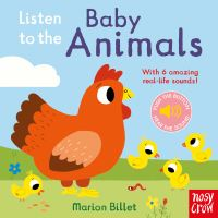 Jacket Image For: Listen to the baby animals