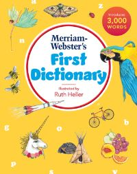 Jacket Image For: Merriam-Webster's first dictionary