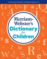 Jacket Image For: Merriam-Webster's dictionary for children