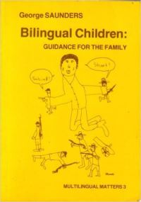 Jacket Image For: Bilingual Children