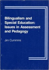 Jacket Image For: Bilingualism and Special Education