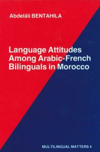 Jacket Image For: Language Attitudes Among Arabic-French Bilinguals in Morocco