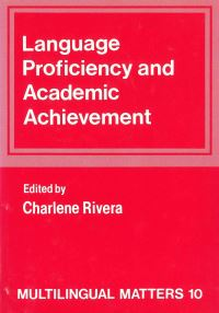 Jacket Image For: Language Proficiency and Academic Achievement