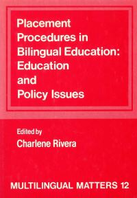 Jacket Image For: Placement Procedures in Bilingual Education