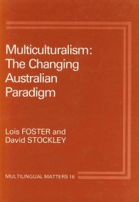 Jacket Image For: Multiculturalism