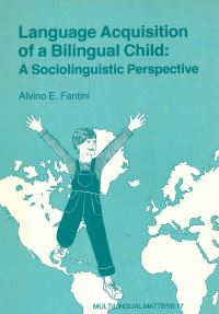Jacket Image For: Language Acquisition of a Bilingual Child