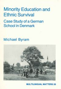 Jacket Image For: Minority Education and Ethnic Survival