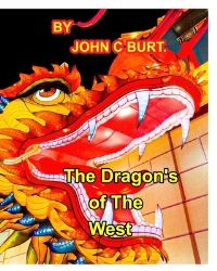 Jacket Image For: The Dragon's of The West.