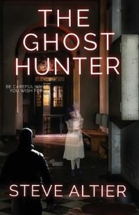 Jacket Image For: The Ghost Hunter