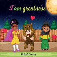 Jacket Image For: I am Greatness