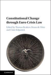 Constitutional change through Euro-crisis law