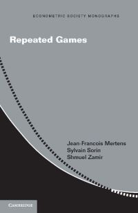 Repeated games