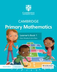 Jacket Image For: Cambridge primary mathematics. 1 Learner's book