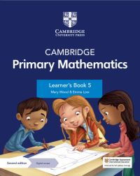 Jacket Image For: Cambridge primary mathematics. 5 Learner's book