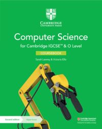 Jacket Image For: Computer science. Cambridge IGCSE and O level Coursebook