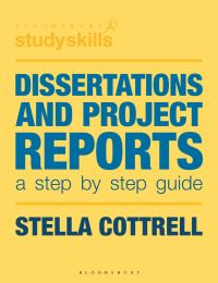 Jacket image for Dissertations and Project Reports