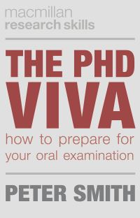 Jacket image for The PhD Viva